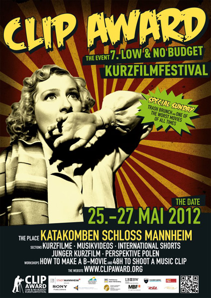 Wepisode #18 will be shown at the clip award festival 2012!